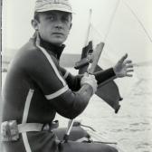 III Puchar Narodów w Mali Losinij w Jugosławii - 1967. Edward Ceronik, Prezes NKBP.