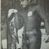Edward Ciołkowiak zdobywca 3 miejsca (fotografia nie pochodzi z zawodów)