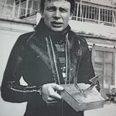Janusz Biedrzycki jedyny reprezentant gospodarzy. Zajął 11 miejsce.